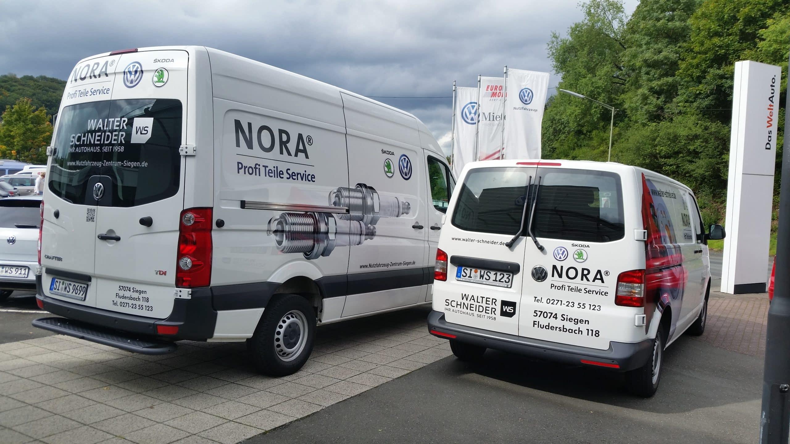 NORA® Profi Teile Service in Siegen-Fludersbach