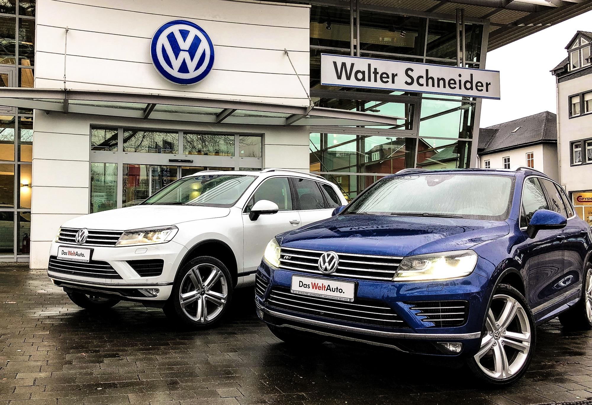 Das WeltAuto im Autohaus Walter Schneider