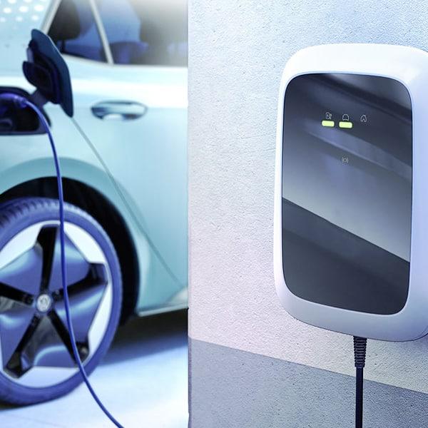 Elektromobilität - Ladestation