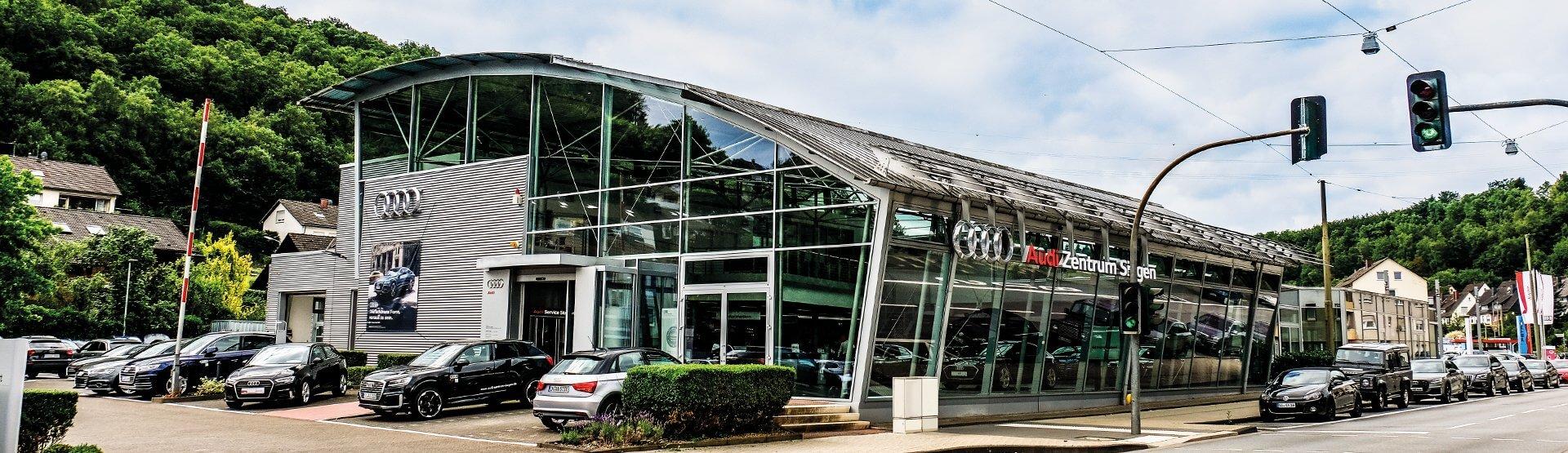 Das Audi Zentrum Siegen