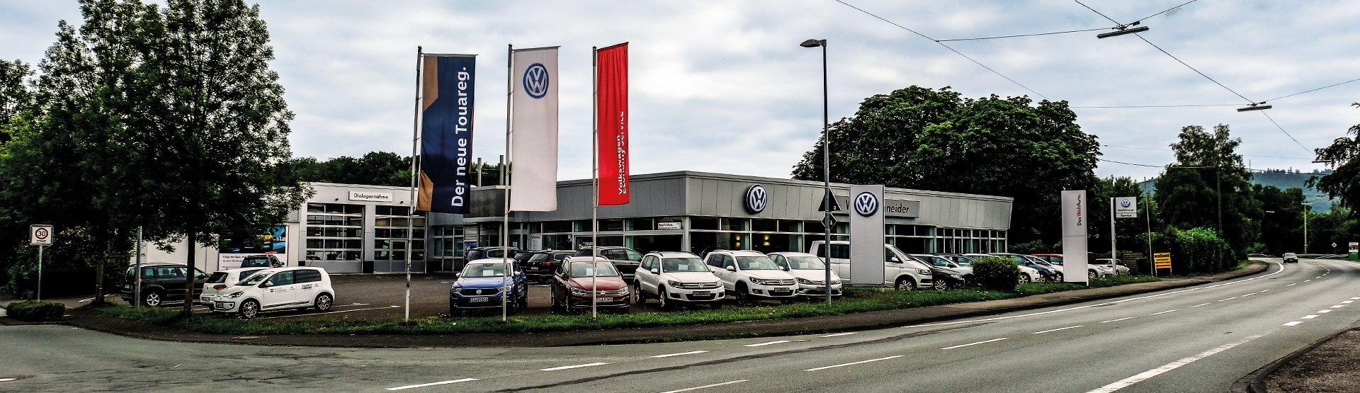 Autohaus Walter Schneider in Kreuztal-Ferndorf